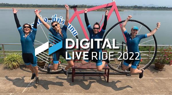 Digital Live Ride to Provide 2022