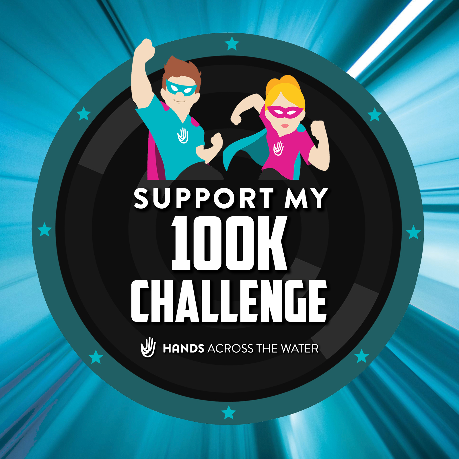 Social Tiles - Hands Hero 100k Challenge4