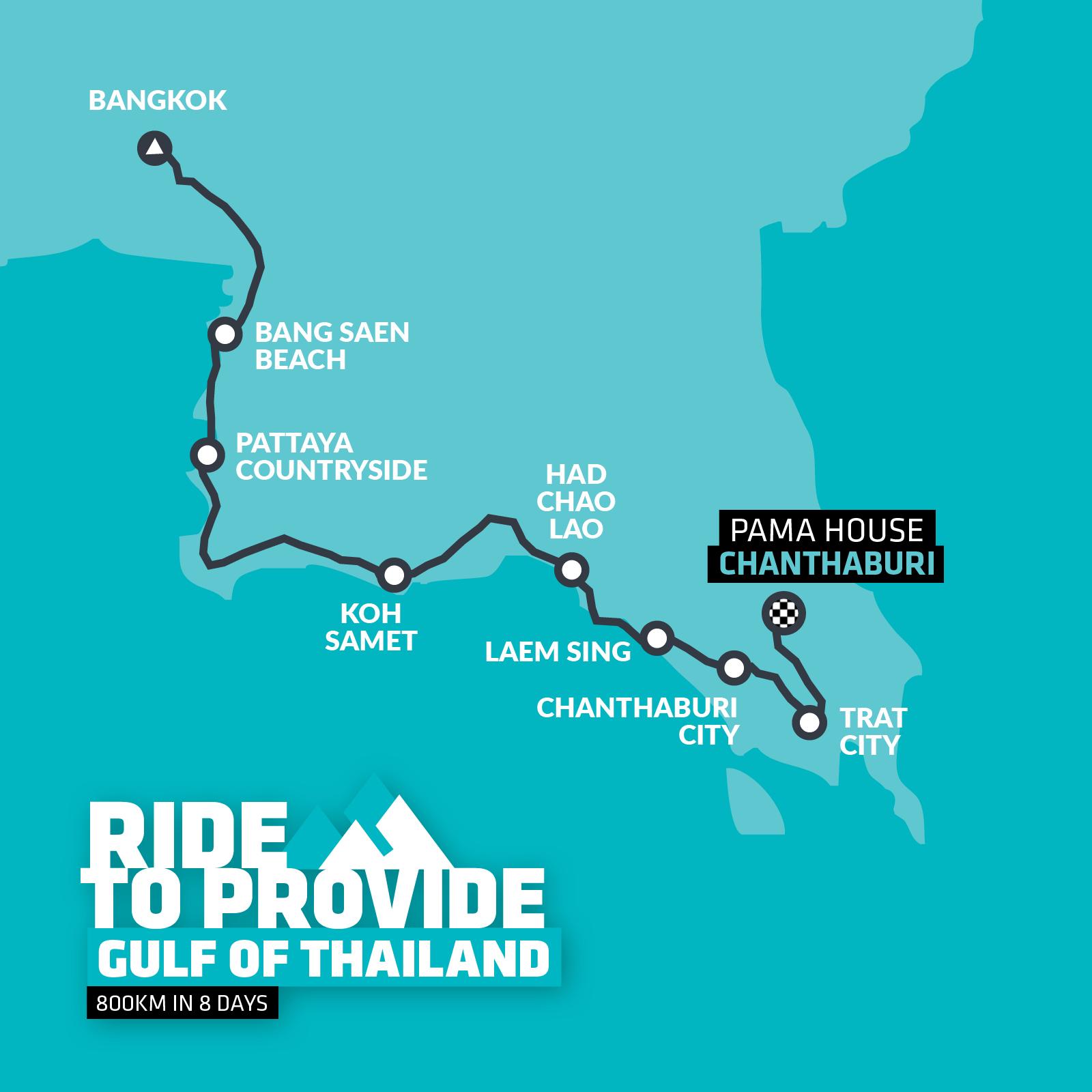 Maps 800km PAMA