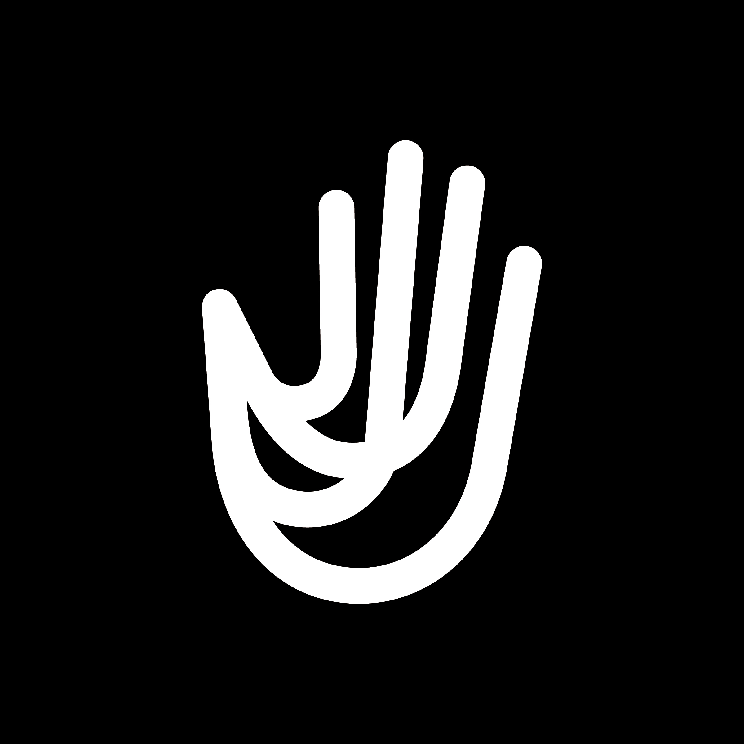 Logo - Hand Only