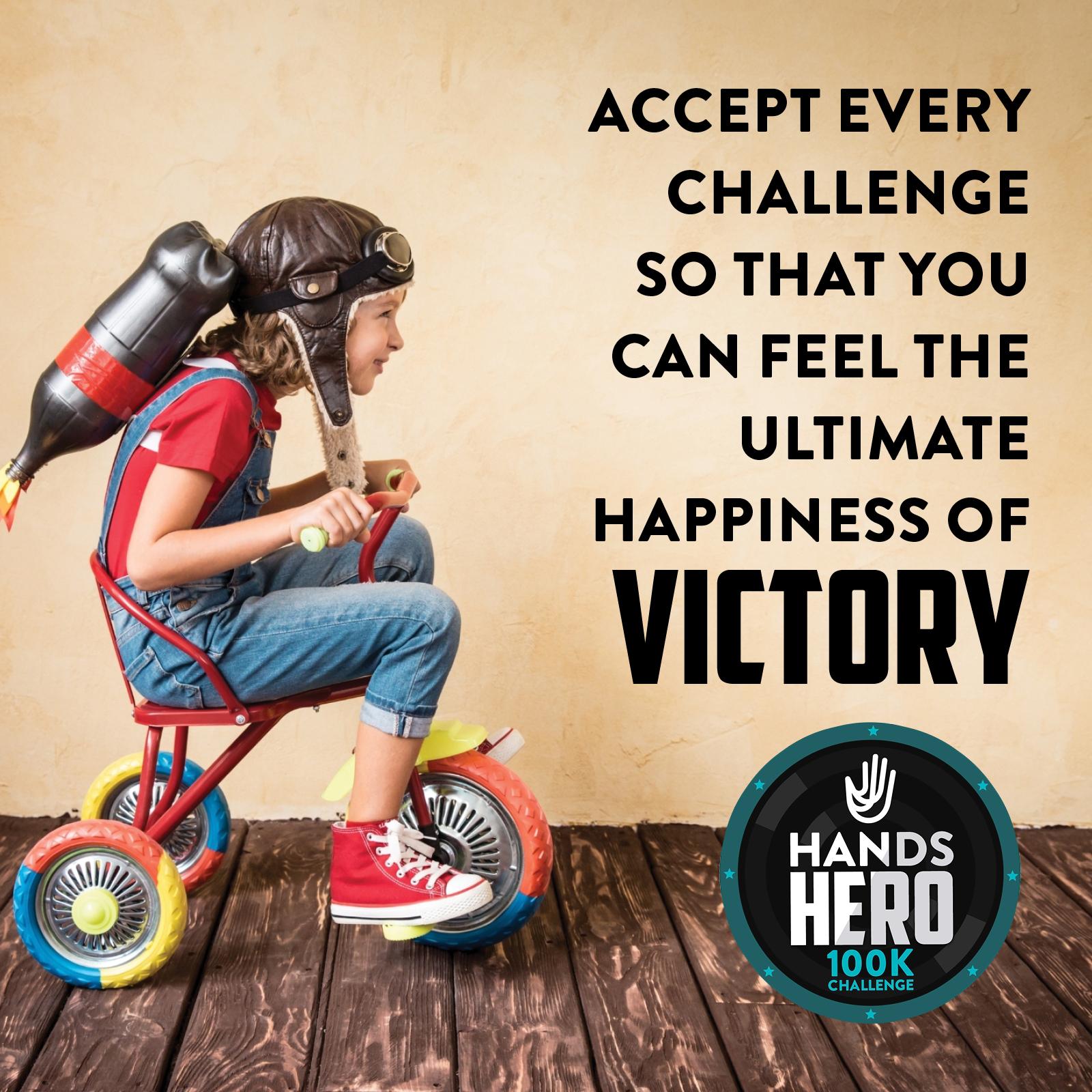 Social Tiles - Hands Hero 100k Challenge9