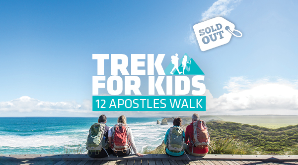 Trek for Kids - Twelve Apostles