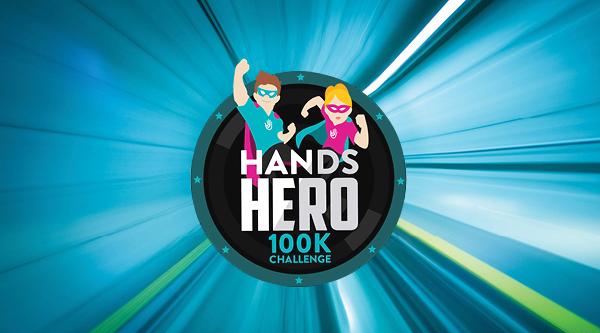 Hands Hero 100k Challenge